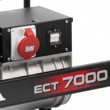 ECT 7000 Generador Honda Polivalente