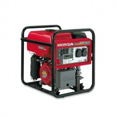 Generador Honda Altas Prestaciones EM 30