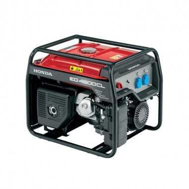 Generador Honda Altas Prestaciones EG 4500