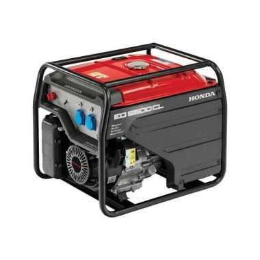 Generador Honda Altas Prestaciones EG 5500