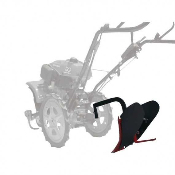 Accesorio Aporcador y Enganche Motoazada FF 500