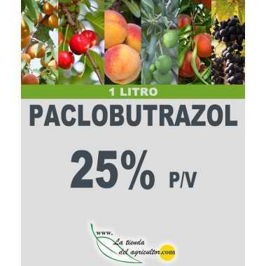 PACLOBUTRAZOL 25% P/V (1 LITRO)