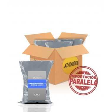 SIGNUM - PIRACLOSTROBIN 6,7% + BOSCALIDA 26,7% en 10 KG (CAJAS 4x2,5kg)