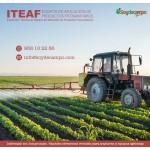 ITEAF - Inspección Técnica de Equipos de Aplicación de Productos Fitosanitarios