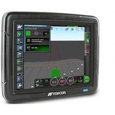 GPS Topcon X23
