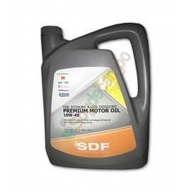 Aceite Premium Motor SDF 10W40 en 4 Litros