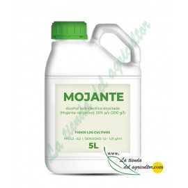 Alcohol isotridecílico etoxilado (Mojante no iónico): 20% p/v (5 Litros)