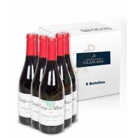 Vino Tempranillo Paraje Del Mincal (Cajas 6X1)