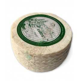 Queso De Cabra Semicurado Artesanal (1,700 gr Aprox.)