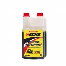 Aceite sintético ECHO 2T 1 Litro