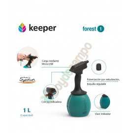 Pulverizador Eléctrico KEEPER Forest 1