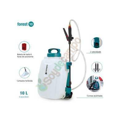 Pulverizador Eléctrico KEEPER Forest 10