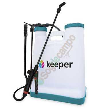Pulverizador de mochila KEEPER Garden 16