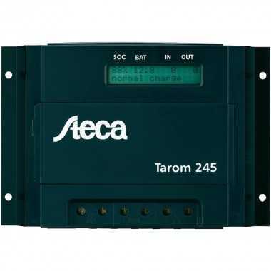 Regulador de carga Steca Tarom 235