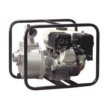 Motobomba de presión Koshin Honda SERH-50XB