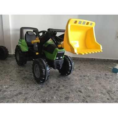 Tractor de pedales con pala Deutz 5120